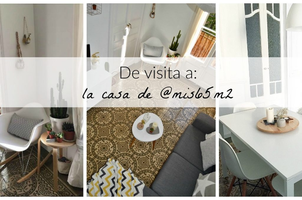 De visita a: la casa de @mis65m2