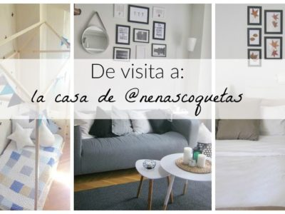 De visita a: la casa de Andrea (@nenascoquetas)