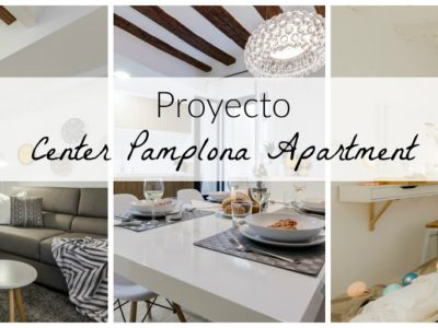 Proyecto. Center Pamplona Apartment