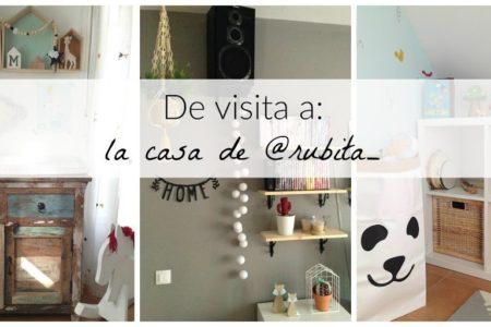 De visita a: la casa de @rubita_