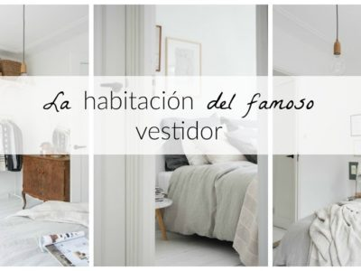Antes y después de la habitación de Holly, del blog Avenue Lifestyle