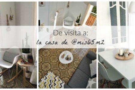 House tour: la casa de @mis65m2