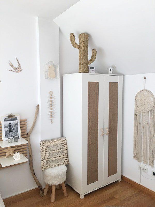 House tour armario Ikea y decoracion nordica