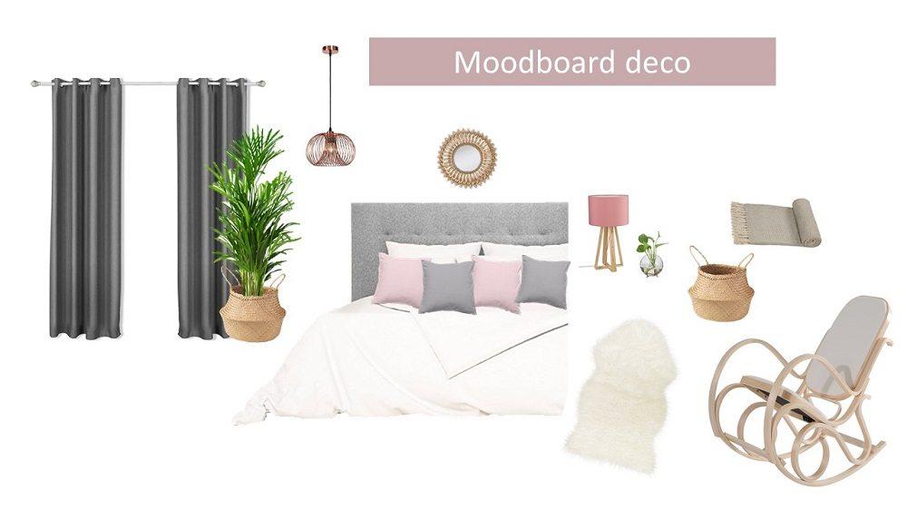 Moodboard deco
