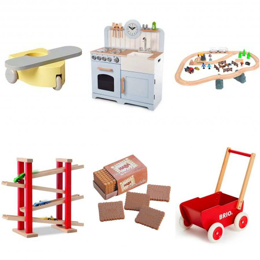 Collage juguetes Livingo