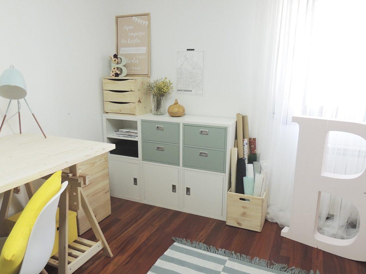 6 trucos para organizar la oficina y aprovechar el espacio for Leroy merlin oficinas centrales