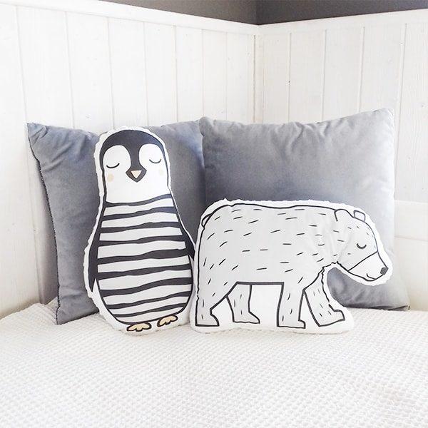 cojines-pinguino-y-oso