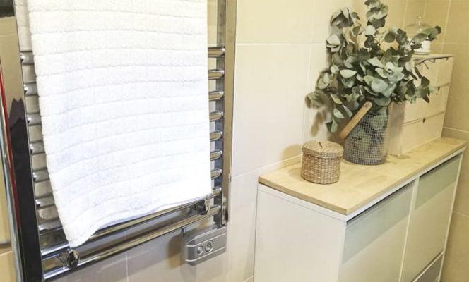 toallero_electrico_en_el_baño