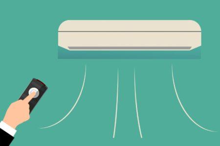Cuatro alternativas de aparatos de aire acondicionado