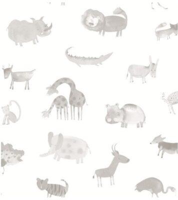 Papel infantil animales
